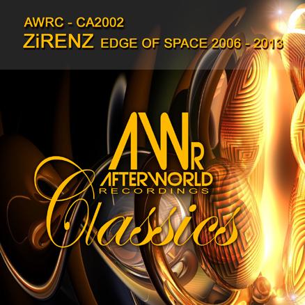 AWRC- CA2002 ZiRENZ Edge of Space 2006 - 2013 438X438