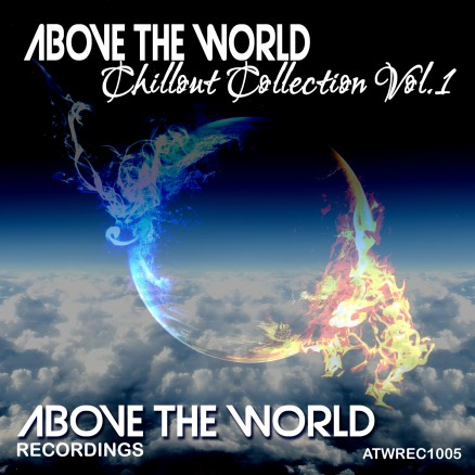 COVER - ATWREC1005 - Above The World Chillout Collection 1 -  Various Artists