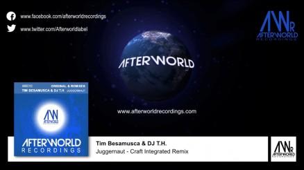 Juggernaut - Craft Integrated Remix AWREC1012 1280x720