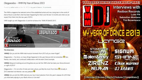 VMM My Year of Dance Olegparadox Dec 2013 jpg