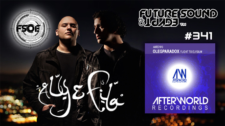 ALY & FILA High FSOE 341 support AWREC1013 - Olegparadox - Flight to Elysium  460x259