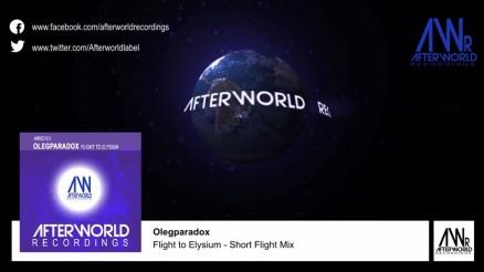 video art Olegparadox Flight to Elysium