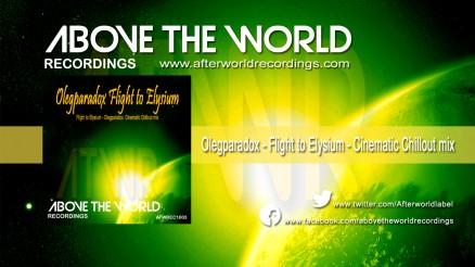 ATWREC1003 - Olegparadox Flight to Elysium - Olegparadox Cinematic Chillout mix V2 1280X720