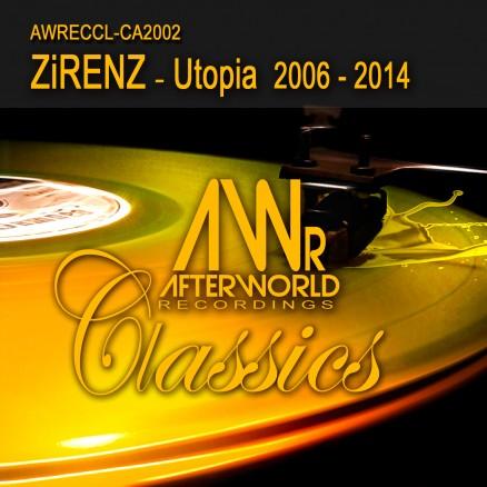 AWRECCL- CA2002 - UTOPIA 2006-2014 COVER