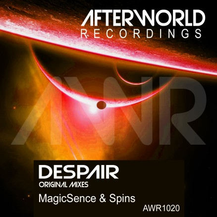 AWR 1020 Despair Magisense & Spins COVER