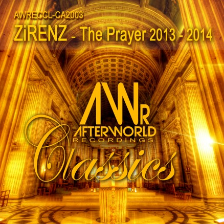 AWRECCL- CA2003 - THE PRAYER 2013 - 2014 COVER