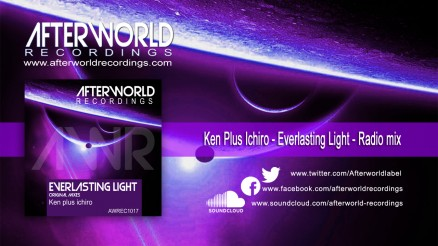 AWREC1017 Youtube Ken Plus Ichiro - Everlasting Light 1280x720