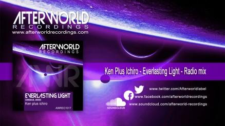 AWREC1017 Youtube Ken Plus Ichiro - Everlasting Light 1280x720