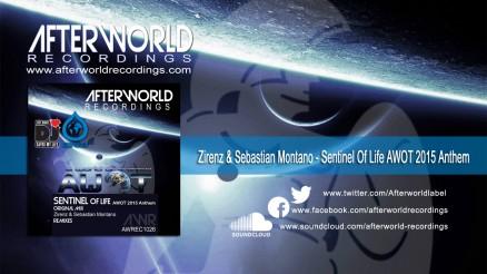 AWREC1026 Youtube Zirenz & Sebastian Montano Sentinel of Life AWOT 2015 Anthem 1280x720