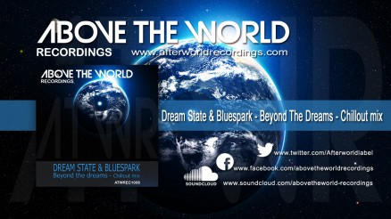 ATWREC1006 - Dream State & Bluespark - Beyond The Dreams - Chillout mix 1280X720