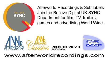 NEWS Afterworld Join Believe Digital UK SYNC department