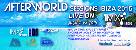 AFTERWORLD Sessions Ibiza 2015 NEWS Banner 460