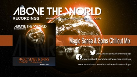 ATWREC1007 - Magic Sense & Spins Despair - Chillout mix 1280X720