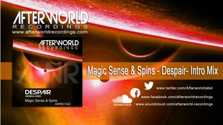 AWREC1022 Youtube Magic Sense & Spins Despair Intro Mix 1280x720