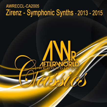 AWRECCL- CA2005 Zirenz - Symphonic Synths - 2013 - 2015 COVER