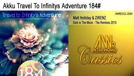 Akku Travel To Infinitys Adventure 184# Dark is the Moon DJ TH Remix