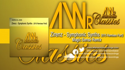 AWRECCL-2006 - Zirenz - Symphonic Synths Magic Sense Remix 2015 1280x720