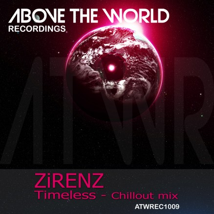 ATWREC1009 - ZiRENZ Timeless chillout mix COVER