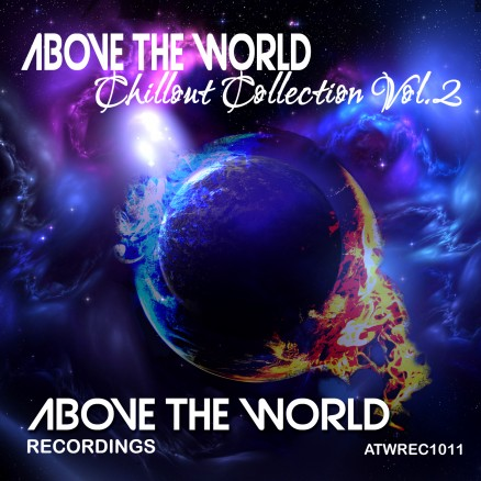 COVER - ATWREC1011 - Above The World Chillout Collection 2 -  Various Artists