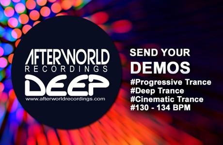 news 460 - afterworld recordings deep send your demos 2016