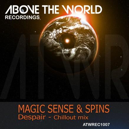 ATWREC1007- Magic Sense & Spins Despair chillout mix COVER