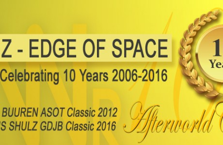 CELEBRATING 10 YEARS Zirenz edge of space banner