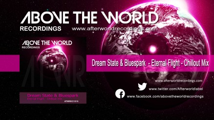 ATWREC1015 - DreamState & Bluespark - Eternal Flight- Chillout mix 1280X720