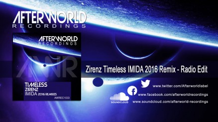 AWREC1033 Youtube Zirenz Timeless IDIMA 2016 Remixes1280x720