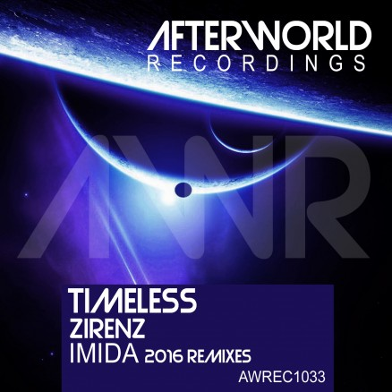 AWREC1033 Zirenz Timeless- IMIDA 2016 Remixes COVER