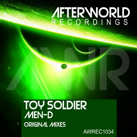 AWREC1034 MEN-D TOY Soldier Original mixes COVER