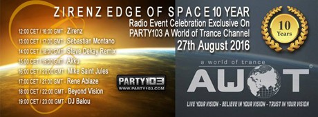 AWOT Edge Of Space 10 year Radio Event x460