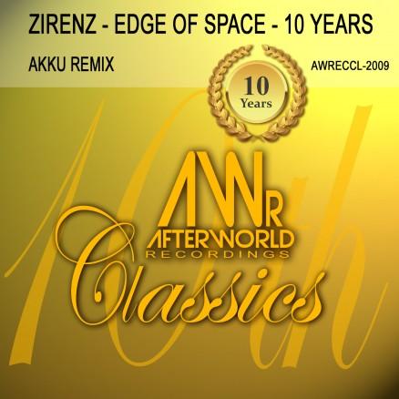 AWRECCL-2009 Zirenz edge of space 10thYears AKKU Remix - COVER jpg