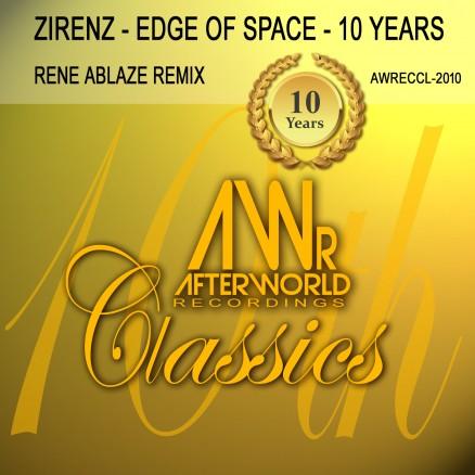 AWRECCL-2010 Zirenz edge of space 10thYears ReneAblaze Remix - COVER jpg