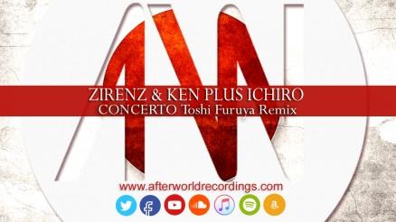 AWREC1041TF Toshi Furuya Remix Youtube 1280x720