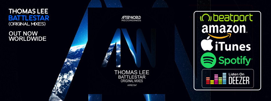 Thomas Lee Battlestar Original Mixes OUT NOW