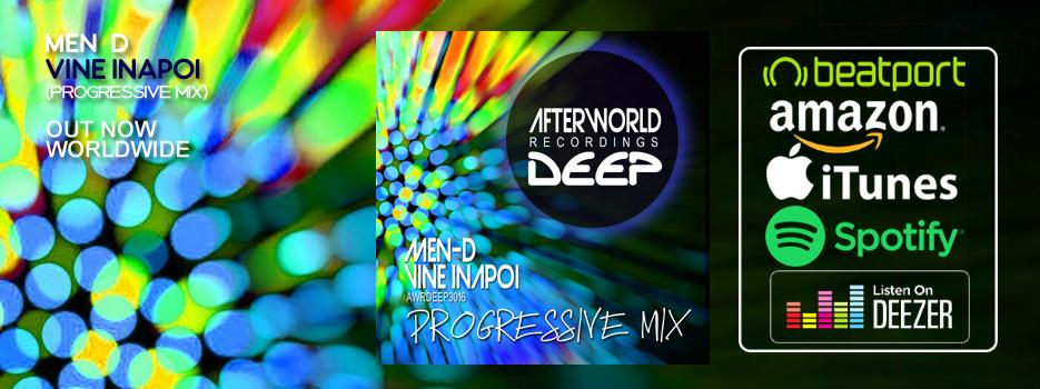 beatport – Men-D Vine Inapoi – Progressive Mix