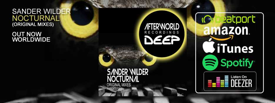 Sander Wilder Nocturnal – Original Mixes