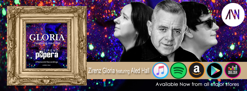 Out now – Gloria