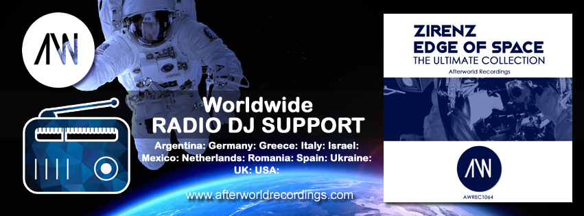 Worldwide Radio support Zirenz Edge Of Space The Ultimate Collection