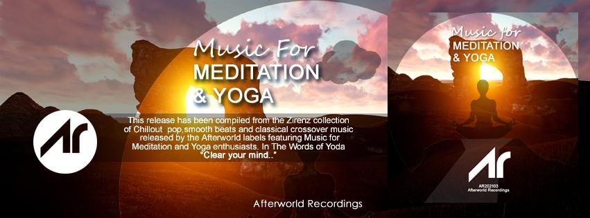 MUSIC FOR MEDITATION AND YOGA – AR202102