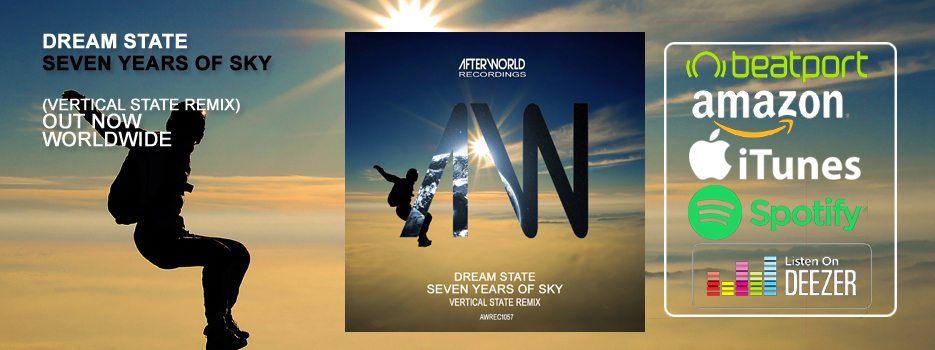 OUT NOW Worldwide 7 years of sky
